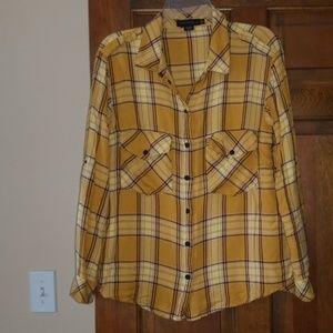 Sanctuary flannel shirt